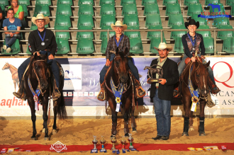Europameister Cow Horse Amateur 2015 | Intern. Deutscher Meister 2013